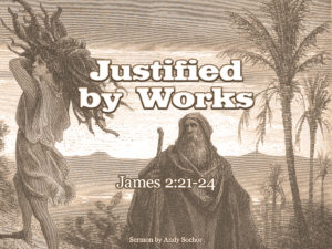 Justified by Works