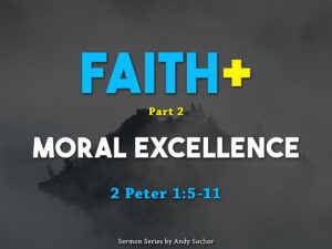 Add Moral Excellence