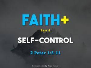 Add Self-Control