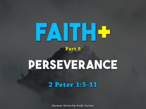 Add Perseverance