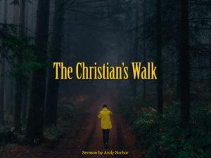 The Christian's Walk