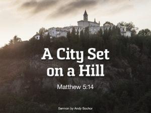 A City Set on a Hill