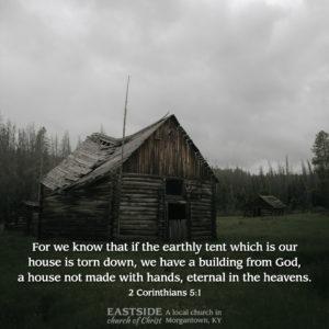 2 Corinthians 5:1