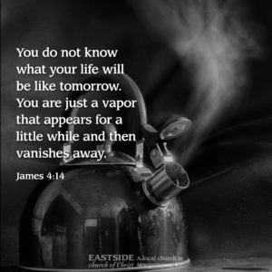 James 4:14