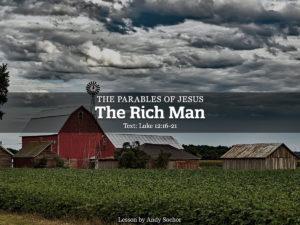 The Rich Man