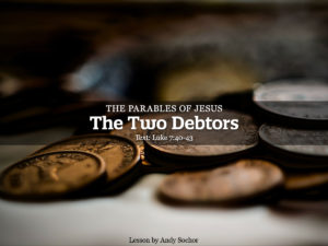 The Two Debtors